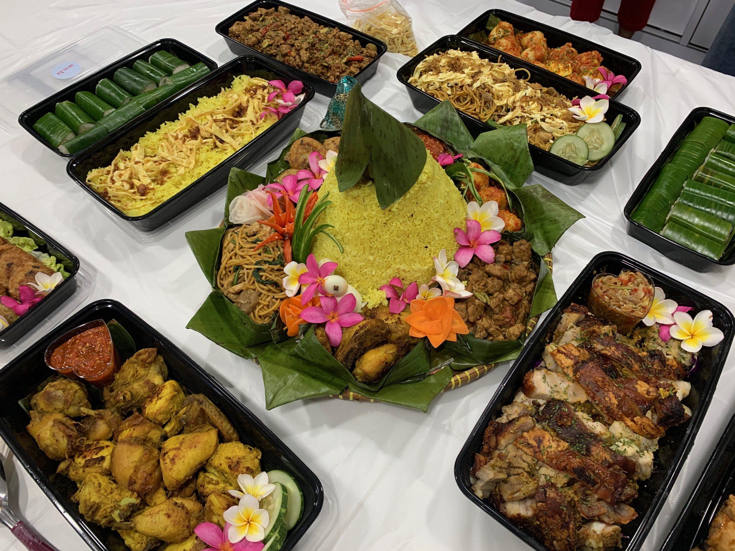 Daftar Makanan Indonesia di Singapore